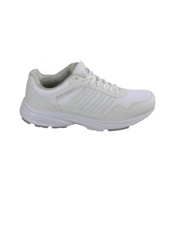 Bestof Bestof Bst-054 Siyah-Siyah Erkek Spor Ayakkabı Beyaz